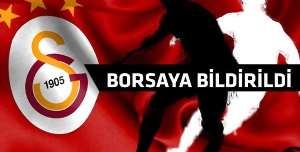 Trabzonspor'lu Olcan Galatasaray'da