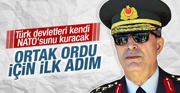 Türk ortak ordusu sorusunu cevap