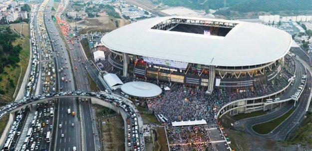 Türk Telekom Arena durağı açılıyor!