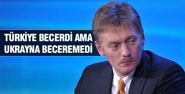 'Türkiye becerdi ama Ukrayna beceremedi'