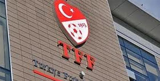 Türkiye Futbol Federasyonundan Yeni Düzenleme