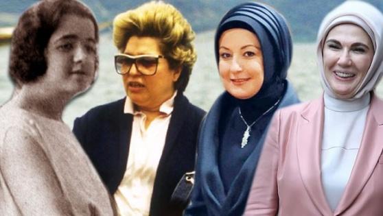 Türkiye'nin First Lady'leri