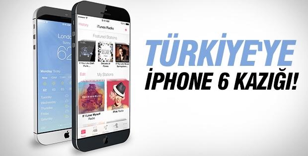 Türkiye'ye iPhone 6 kazığı!