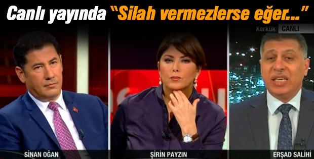 Türkmen Lider Canlı Yayında Açık Açık Söyledi