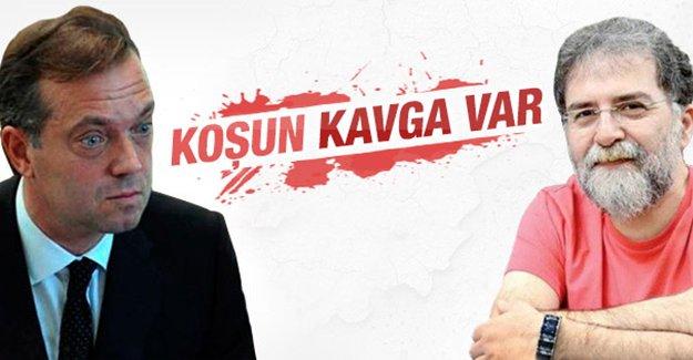 Cem Uzan ve Ahmet Hakan birbirine girdi