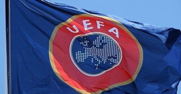 UEFA'dan bir şok da Trabzon'a!