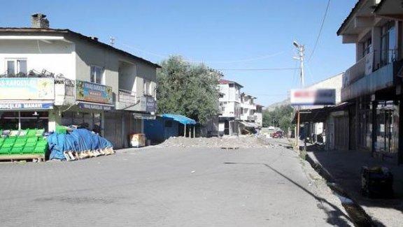 Varto' da sokağa çıkmak yasaklandı