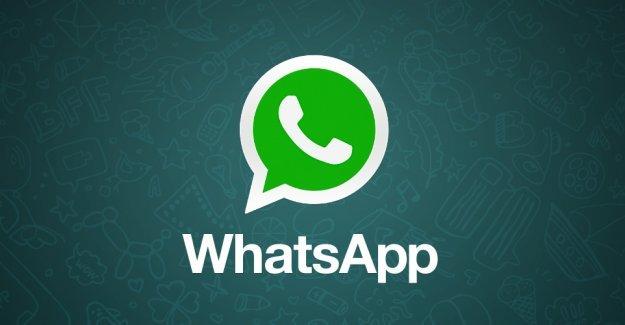 Whatsapp'ta hızlı mesaj özelliği sunuldu