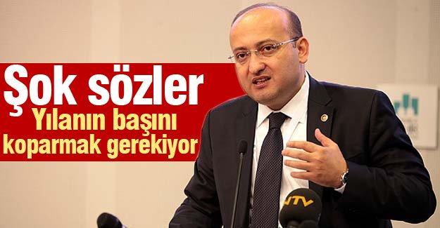 Yalçın Akdoğan'dan şaşırtan sözler!
