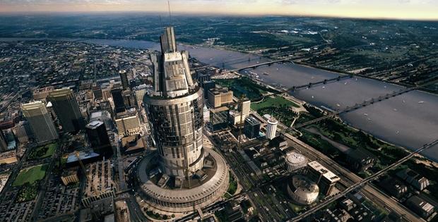 Yapılmış ve Yapımı Devam Eden Dünyanın En İlginç Mimarileri
