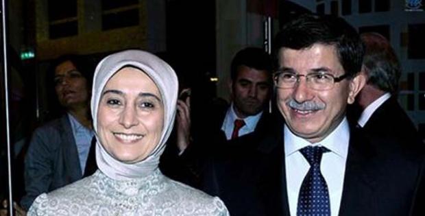 Yeni 'First Lady' Sare Davutoğlu