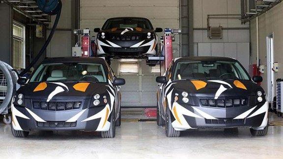 Yerli otomobilin prototipi hazır