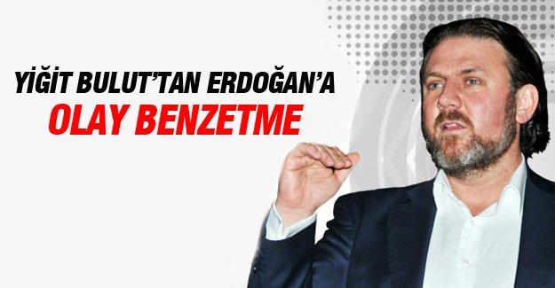 Yiğit Bulut'tan Erdoğan'a olay benzetme