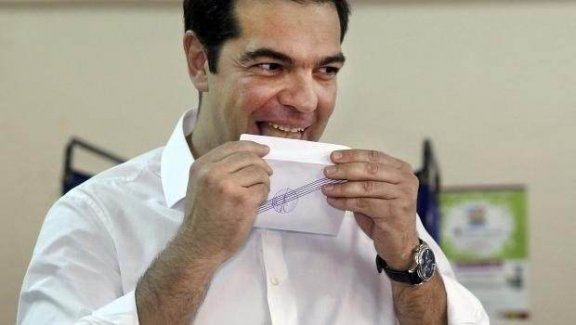 Yunanistan'da referandumdan ilk sonuçlar