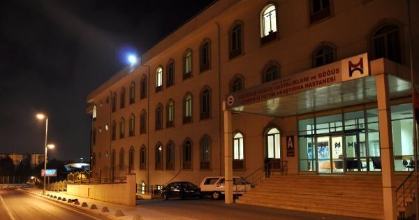 Yurt Atayün Rahatsızlanarak Hastaneye Kaldırıldı