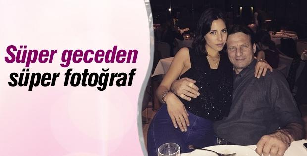 Zehra Çilingiroğlu'na özel doğum günü partisi