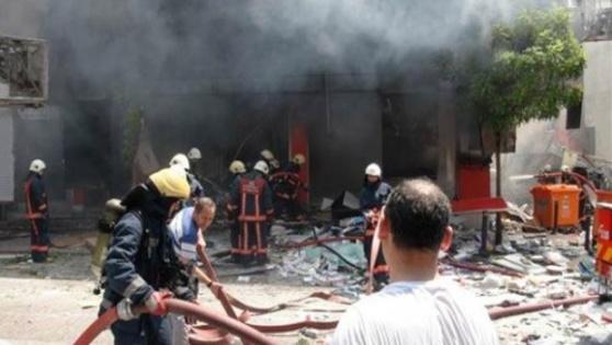 Zeytinburnu'nda patlayıcı izi yok