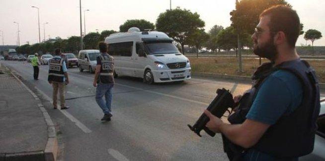Zonguldak' ta bomba alarmı