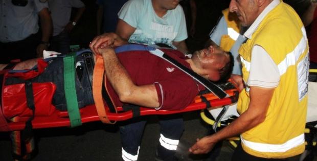 Zonguldak'ta aldatılan koca silahla dehşet saçtı