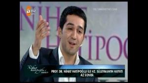 Said Hatipoğlu babası Nihat Hatipoğlu'nu aratmadı