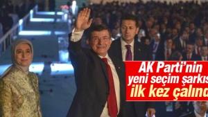 İşte AK Parti'nin yeni seçim şarkısı