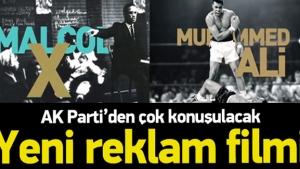 AK Parti'den ses getirecek reklam