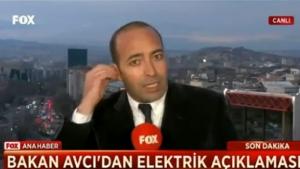 Fox TV'de Fatih Portakal'a küfür