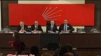 Kılıçdaroğlu ve Gürsel Tekin mikrofonunu açık unuttu!