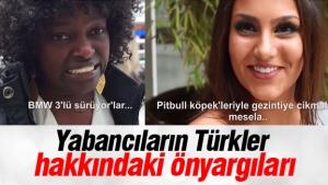 Yabancıların Türkler hakkındaki önyargıları