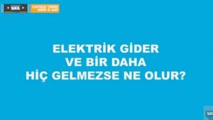 Elektrik Tamamen Giderse Ne Olur?